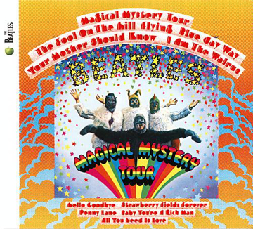 Picture of Beatles CD Magical Mystery Tour (2009 Remaster)