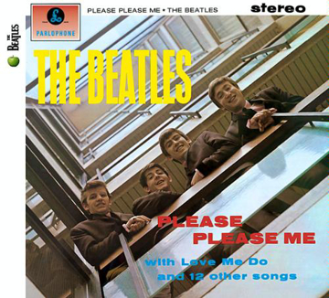 Picture of Beatles CD Please Please Me (2009 Remaster)