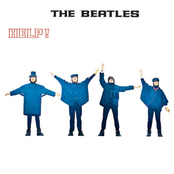 Picture of Beatles Greeting Card: Help! Album