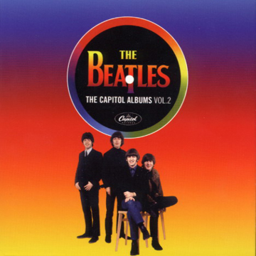 Picture of Beatles CD Capitol Albums Vol 2
