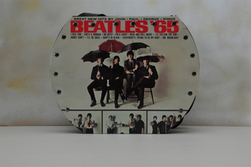 Picture of Beatles RARE: Record Purse/Bag:The Beatles - Beatles 65