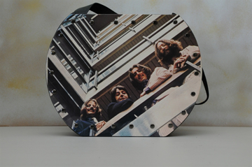 Picture of Beatles Original Record Purse/Bag:The Beatles - 1967-1970