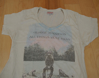 Picture of Beatles T-Shirt: Women's George Harrison Classic