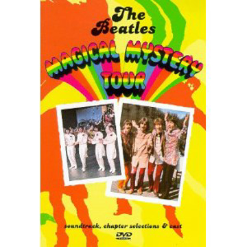 Picture of Beatles DVD: The Beatles - Magical Mystery Tour