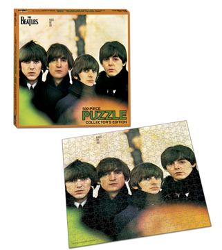 Picture of Beatles Puzzle: The Beatles 'Beatles For Sale""