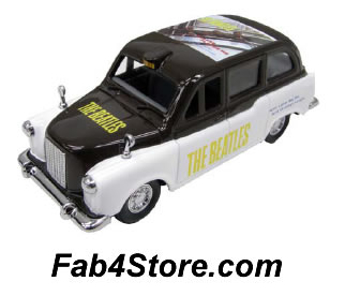 Picture of Beatles Toy: London Taxi Please Please Me