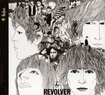 Picture of Beatles LP Revolver (2012 Remaster) LP/RECORD