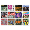 Picture of Beatles Magnets: The Beatles 12 piece Magnet Set