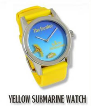 Picture of Beatles Watch: Yellow Submarine