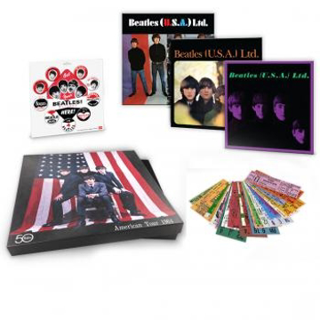 Picture of Beatles 1964: American Tour Collector Box