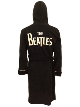 Picture of Beatles Robe: Beatles Logo Bath Robe