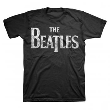 Picture of Beatles Adult T-Shirt: Classic Beatles Drop -T