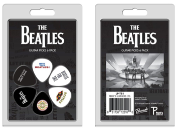 Picture of  Beatles Guitar Picks : Six Pack