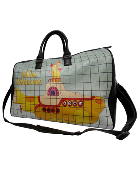 Picture of Beatles Bag: Yellow Submarine Travel Bag