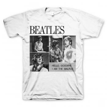 Picture of Beatles Adult T-Shirt: Goodbye Walrus