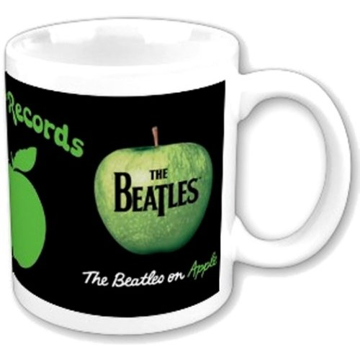 Picture of Beatles Mug: Beatles on Apple