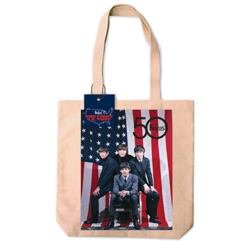 Picture of Beatles Bag: Beatles 50th US Flag Pose