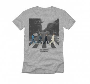 Picture of Beatles Youth T-Shirt: Abbey Road
