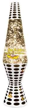 Picture of Beatles Lava Lamp: Yellow Submarine Sea Of Holes