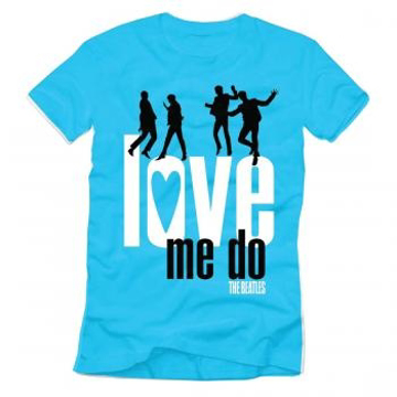 Picture of Beatles Youth T-Shirt: Love Me Do