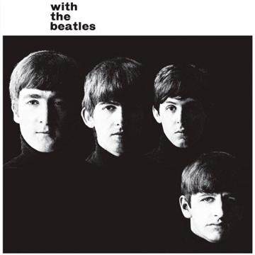 "Picture of Beatles Sign:  ""With The Beatles"" Album Cover"