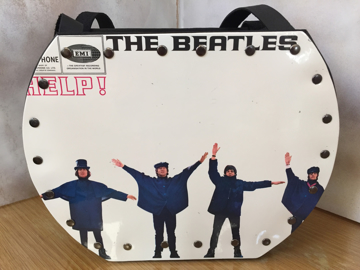 Picture of Beatles Original Record Purse:The Beatles - Help!