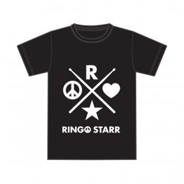 Picture of Beatles Adult T-Shirt: Ringo RSPL