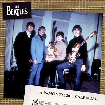 Picture of Beatles Calendar: 2017 Mini Calendar