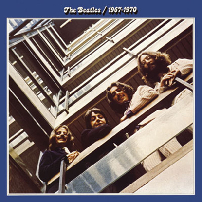 Picture of Beatles Greeting Card: The Beatles 1967 - 1970 Album