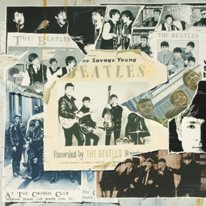 Picture of Beatles Greeting Card: The Beatles Anthology 1 Album