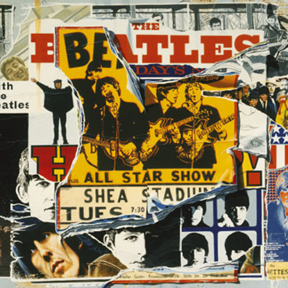 Picture of Beatles Greeting Card: The Beatles Anthology 2 Album