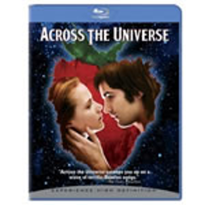 "Picture of Beatles DVD Across the Universe  ""Regular Format"""