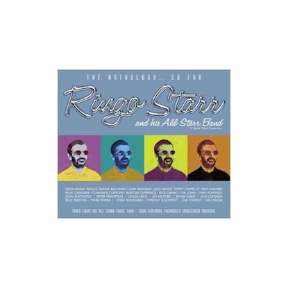 Picture of CD-RINGO Ringo Starr & His All-Starr Band: The Anthology
