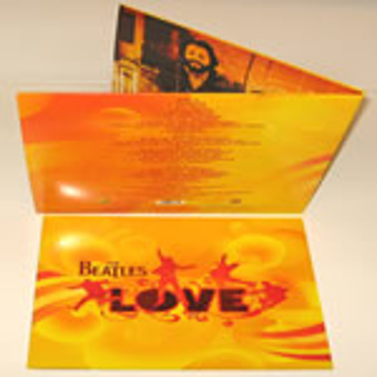 """Picture of Beatles LP: Record NEW!  LOVE """"LIMITED edition"""" UK IMPORT"""