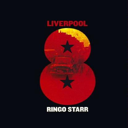 Picture of CD RINGO LIVERPOOL 8
