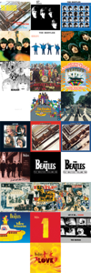 Picture for category Beatles Greeting Card