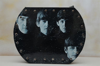 Picture of Beatles Original Record Purse/Bag:The Beatles - With The Beatles