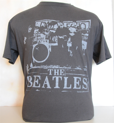 "Picture of Beatles T-Shirt: Junk Food Adult ""Early Day's"""