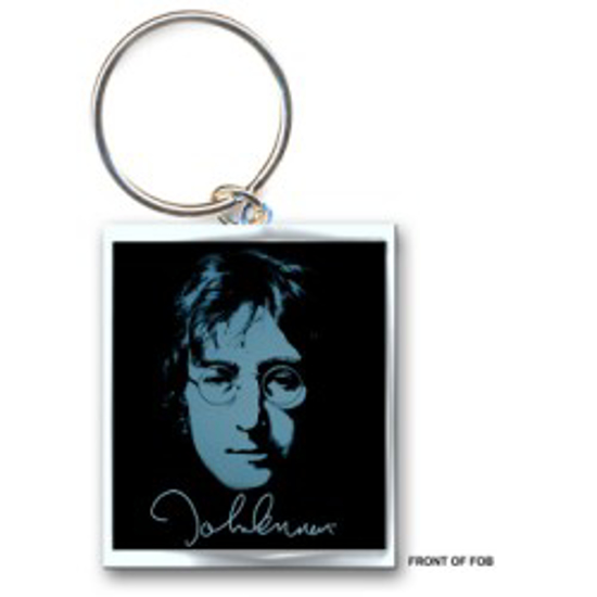 "Picture of Beatles Key Chain: John Lennon ""Got the Blues"""