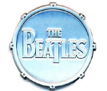 "Picture of Beatles Pins: The Beatles ""Drum"""