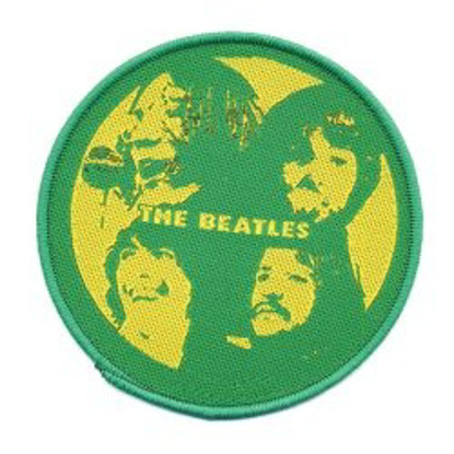 Picture of Beatles Patches: Let it Be (Woven Print)
