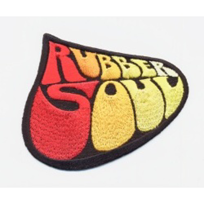 Picture of Beatles Patches:Beatles Rubber Soul (Cut Out)