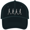 Picture of Beatles Cap: The Beatles Abbey Road in Black/Silver