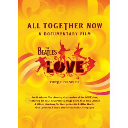 Picture of Beatles DVD: The Beatles All Together Now (2010)
