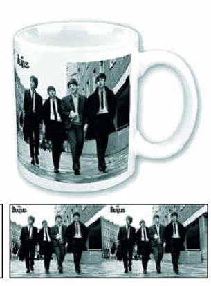 Picture of Beatles Mugs: The Beatles London 1963