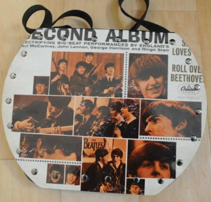 Picture of Beatles Purse/Bag:The Beatles - Second Album