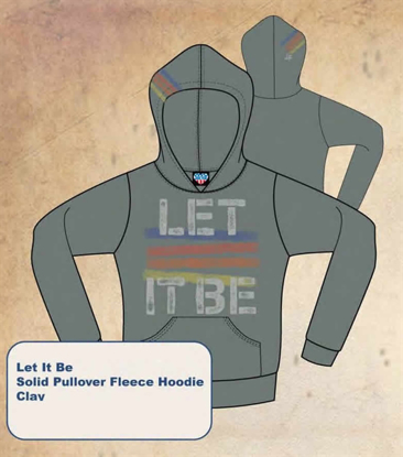 Picture of Beatles Hoodie: Let It Be