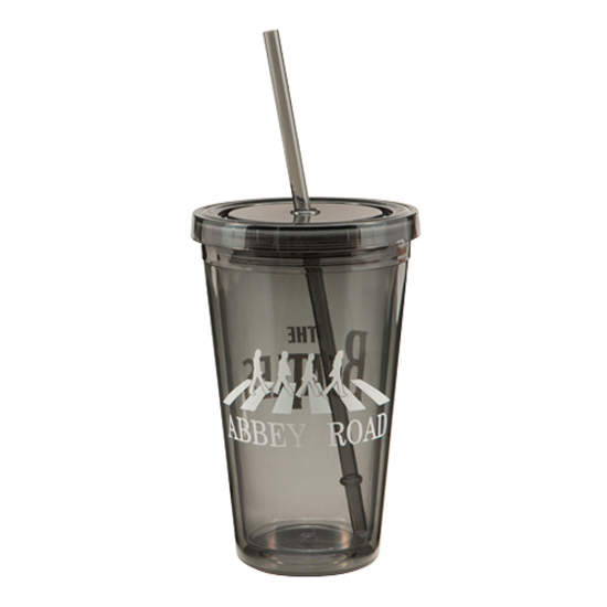 "Picture of Beatles Cup: The Beatles ""Abbey Road"" 18 oz. Acrylic Travel Cup"