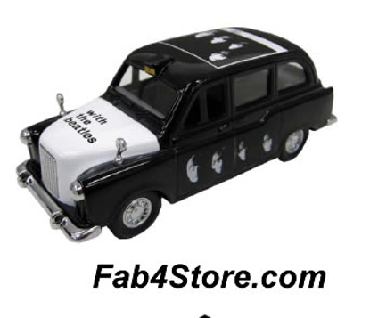 "Picture of Beatles Toy: London Taxi ""With The Beatles"""