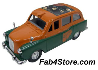 "Picture of Beatles Toy: London Taxi ""Rubber Soul"""